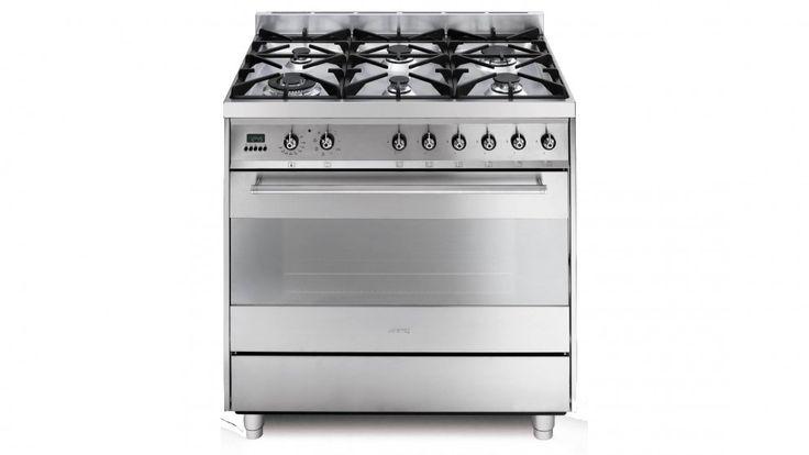 Smeg C9GMX 90cm Freestanding Cooker  $2999 at Harvey Norman