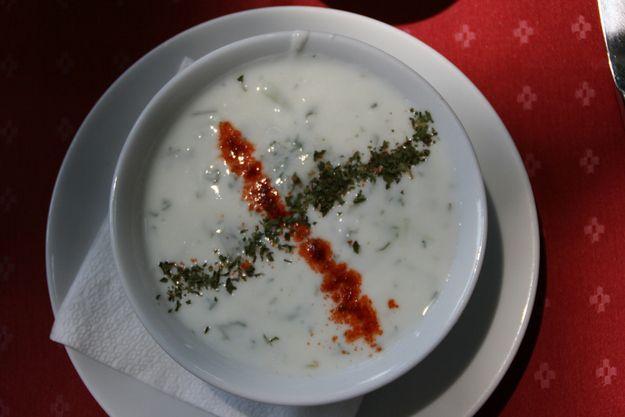 Cacık / 21 Tantalizing Turkish Foods You'll Want Immediately (via BuzzFeed)
