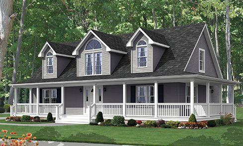 C-9 Sterling | CornerStone Homes - Indiana Modular Home Dealer