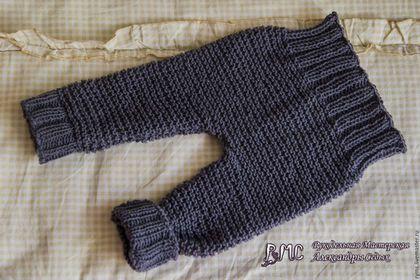 """Одежда для мальчиков, ручной работы. Ярмарка Мастеров - ручная работа. Купить Штанишки """"Enigma"""". Handmade. Темно-серый, вязаные игрушки"""