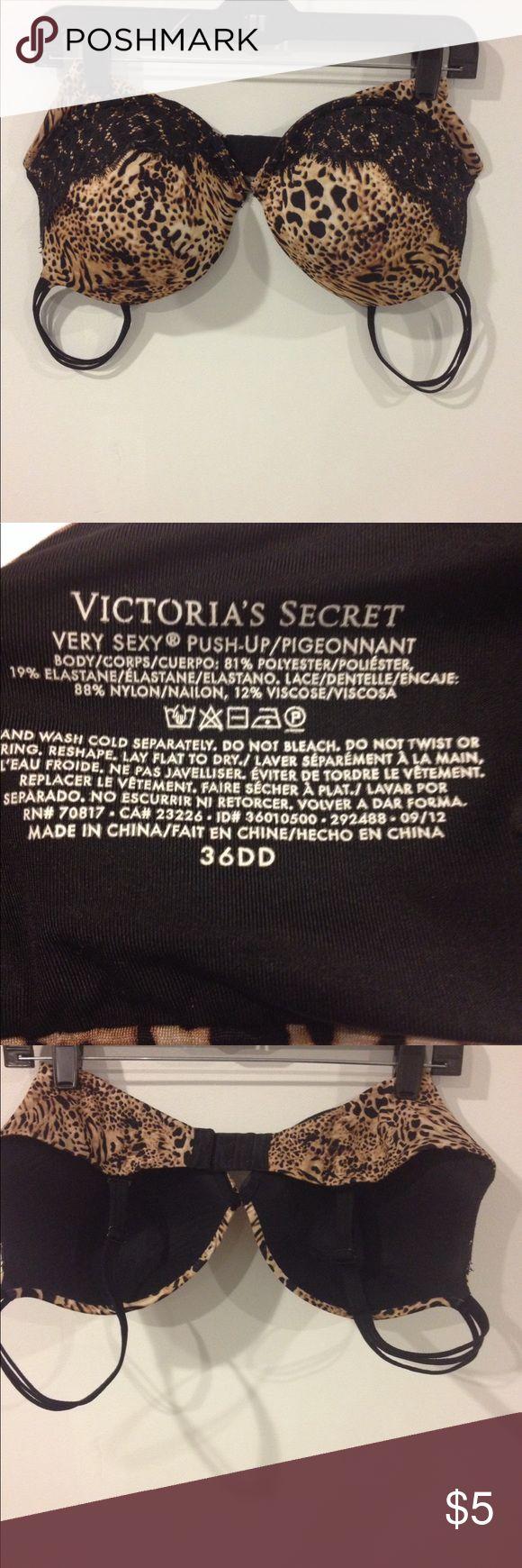 Victoria Secret 36DD bra good condition Size 36DD Victoria Secret bra good condition PINK Victoria's Secret Intimates & Sleepwear Bras