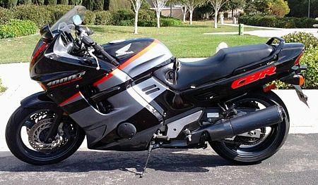 93 Honda CBR1000