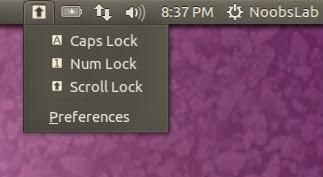 Se o seu laptop ou teclado não tem leds que indicam se as teclas Num Caps ou Scroll lock estão ligadas ou desligadas então você precisa instalar o Keylocks Indicator.  Keylocks Indicator mostra uma notificação sempre que forem pressionadas as teclas Num Caps ou Scroll lock e permite escolher o ícone de uma das teclas que será mostrado no painel indicador assim o usuário pode ver rapidamente se a tecla Num Lock Caps Lock ou Scroll Lock está ligada ou desligada.  Leia o restante do texto…