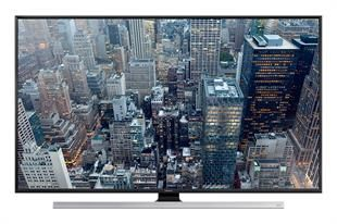 "Samsung UE65JU7000 65"" 165 Ekran Ultra HD [4K] 3D Smart LED TV"