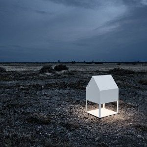 LIGHT HOUSE Outdoor lamp. Designed by Zero. Available on http://www.darwinshome.com/en/lighting/645-light-house-outdoor-lamp-.html