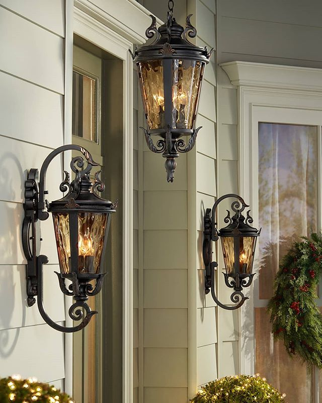 Industrial Style Lighting For Outdoor Porch Lighting Ideas Outdoor Porch Lights Diy Outdoor Lighting Outdoor Lighting Design