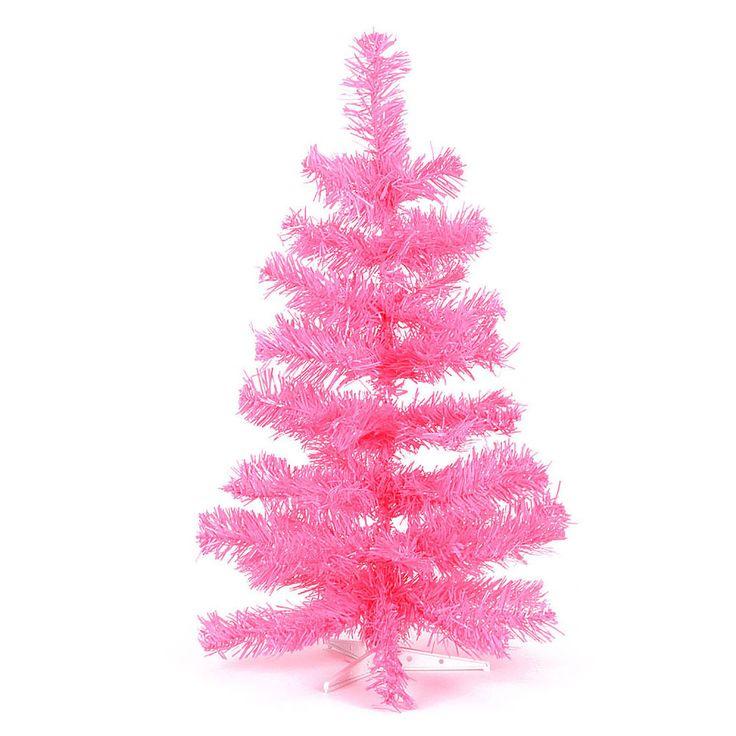 Ber ideen zu k nstlicher tannenbaum auf pinterest - Rosa tannenbaum ...