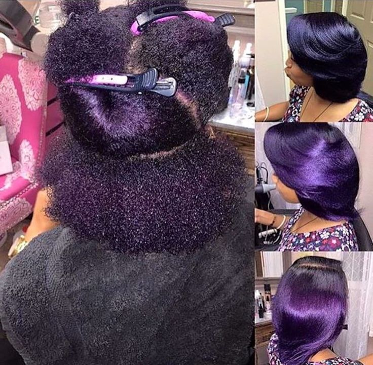 419 best Black people with colored hair images on ...