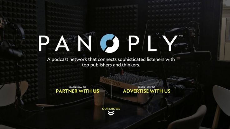The Slate Group has launched Panoply, a podcast platform that looks to capitalize on the rise of on-demand audio.