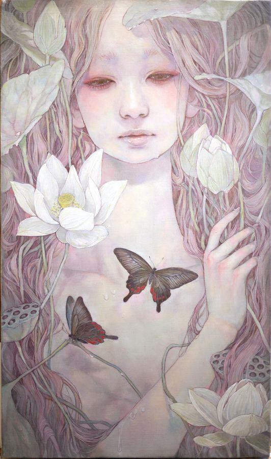 "ARTIST: Miho Hirano ~ ""The Beauties of Nature"""