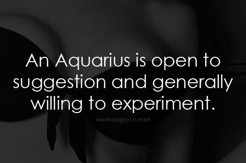 Aquarius <3