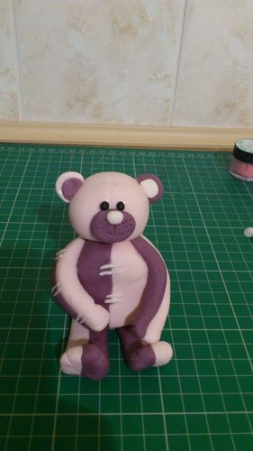 41 besten teddy bear patterns Bilder auf Pinterest | Teddybär muster ...