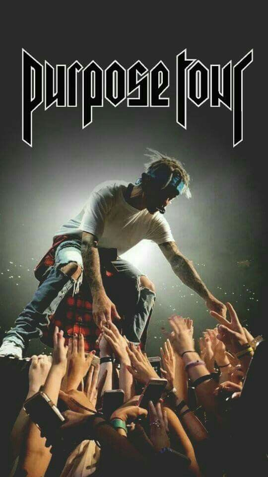 Wallpaper justin bieber purpose tour iPhone