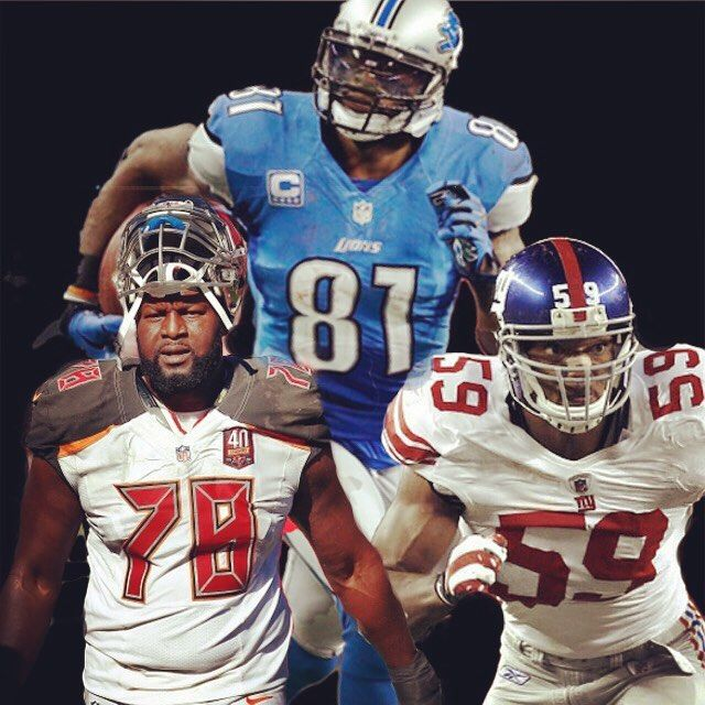 """Limited Spots remaining!!! As promised, I would like to introduce you to our special guest presenters for the Ultimate Athlete Retreat: Youth Edition: """"Megatron"""" Calvin Johnson Jr., 1st Round NFL draft pick of 2008 Gosder Cherilus, and Super Bowl Champion Gerris Wilkinson! Register NOW at www.princedanielsjr.com #meditation #nflpa #mindbodyspirit #yoga #mindfulnessforathletes #bostoncollege #georgiatech #sdsi #delmar #lajolla #lasvegas #retreat #summercamp #youthcamp #sportscamp…"""