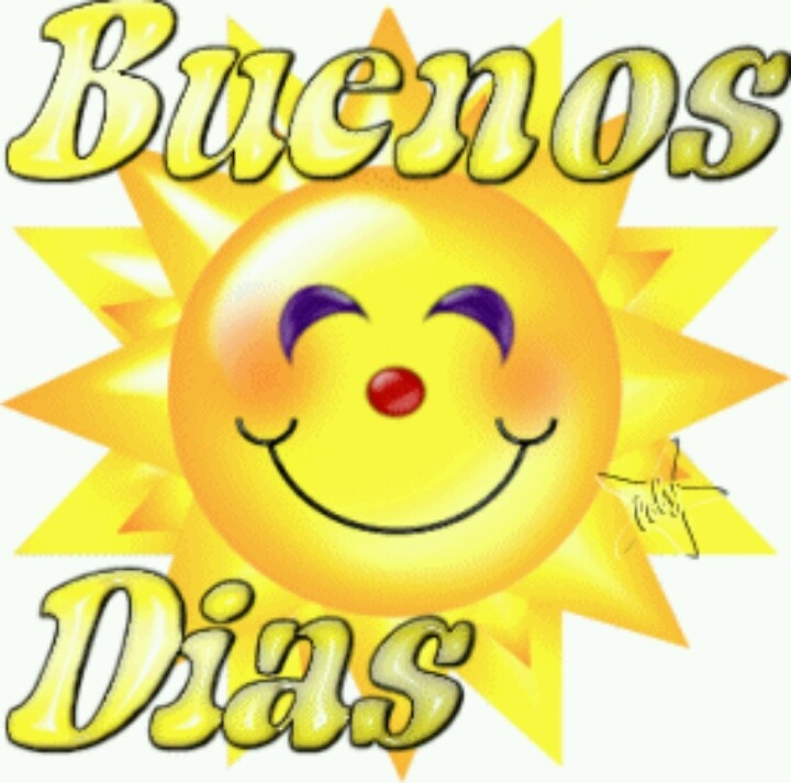 Good Morning Buddy In Spanish : Best images about buenos dias on pinterest buen dia