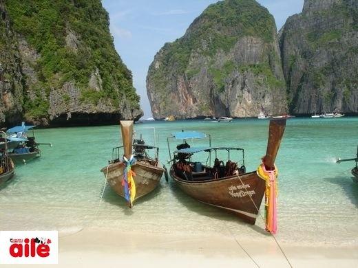 Phuket Adası  Egzotik bir balayı geçirmek isteyenler, bu ada sizi şaşırtacak!