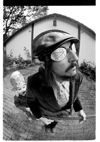 Les Claypool  Lilith in Scorp