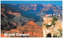Caravan Grand Canyon, Sedona, Lake Powell, Bryce, Zion-8 days