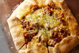Beef & Cheese Foldover recipe