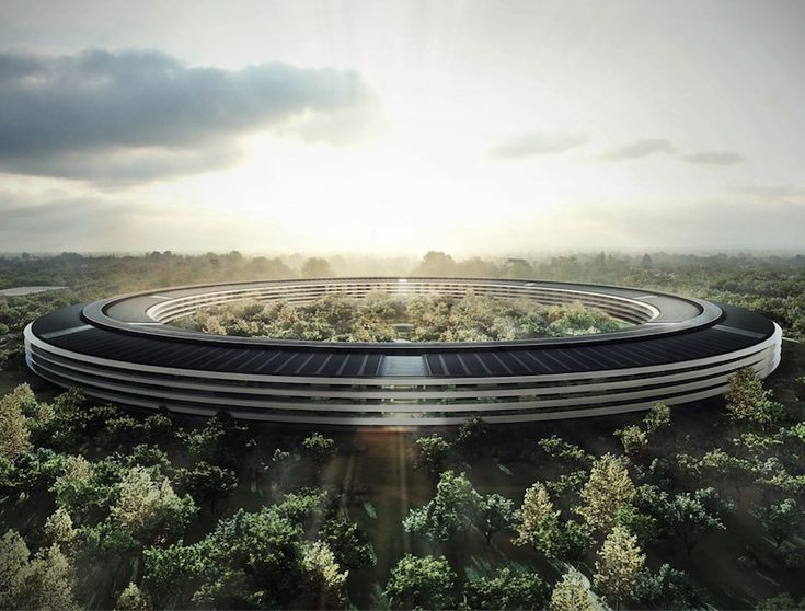 Apple Campus 2 Designer Gives Insight Into Planning Process, Talks Scale