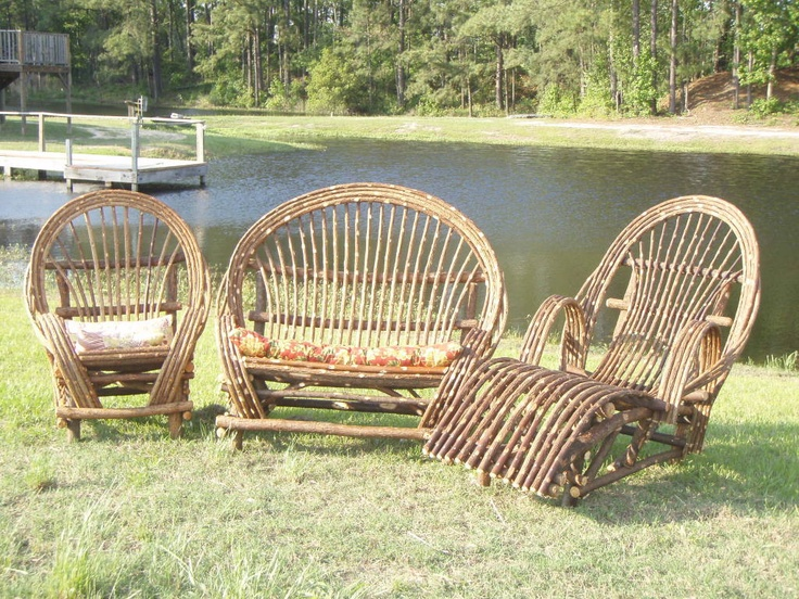 17 Best Ideas About Twig Furniture On Pinterest Fairy Furniture Natural House Furniture And
