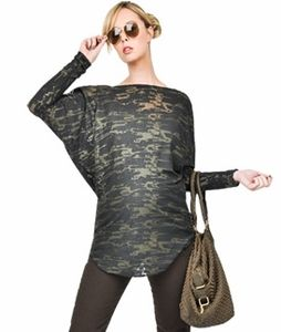 3de037967e9c4 Juliet Dream Modern Camo Maternity Tunic Top $79.95 | Stylish Maternity  Clothes | Maternity tunic, Stylish maternity, Maternity wear