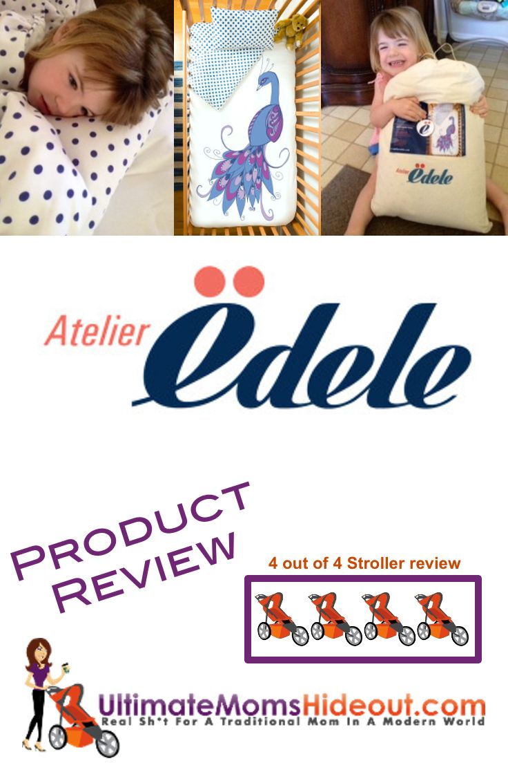 Amazing bedroom  bedding ideas for babies  toddlers. Product review of Atelier Edele