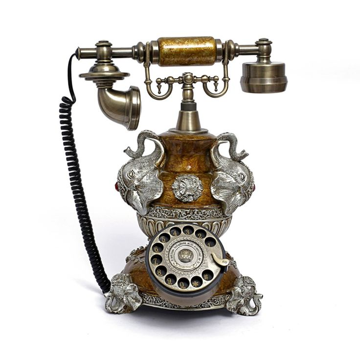 Do you want to decor you home with vintage charm? This vintage desk phone  is sure to bring in lots of compliments from your friends and guests. - 470 Best Antigue Phones Images On Pinterest Beautiful, Colors