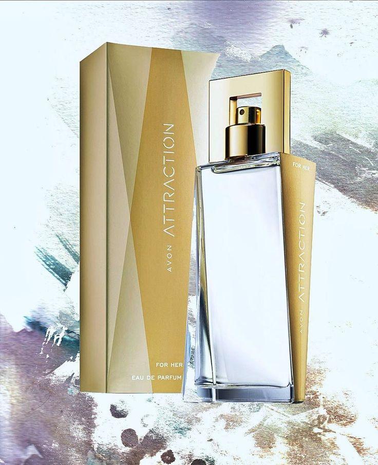 attraction parfum avon