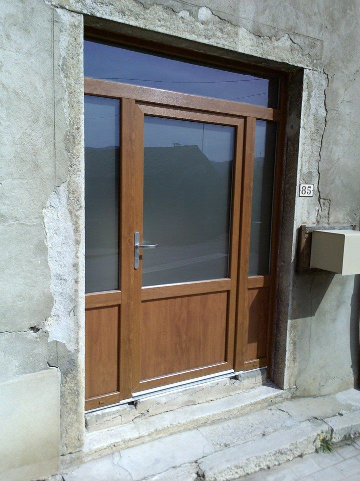 Rénovation Porte Du0027entrée Par #Arteba Château-Gaillard