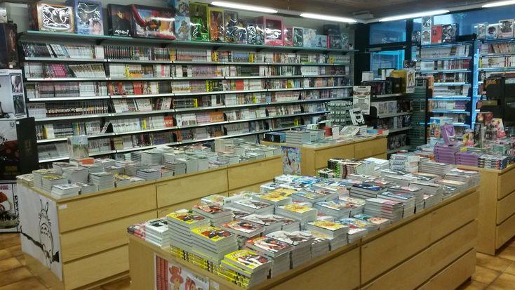 """Résultat de recherche d'images pour """"magasin manga japon"""""""