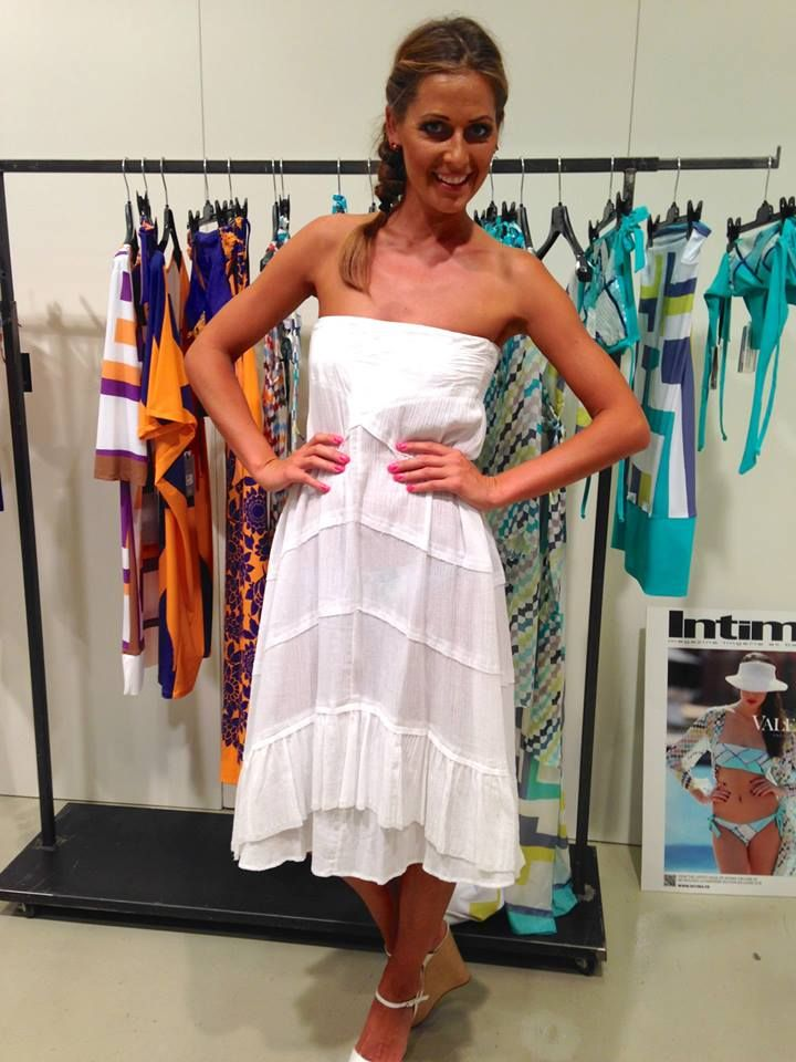 GIPSY series ROSAPOIS MARE #gipsy #totalwhite #white #gown #fabulous