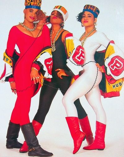 Salt-N-Pepa is an American hip hop trio from Queens and Brooklyn, New York, that was formed in 1985. The group, consisting of Cheryl James, Sandra Denton and Deidra Roper, was one of the first all-female rap crew.