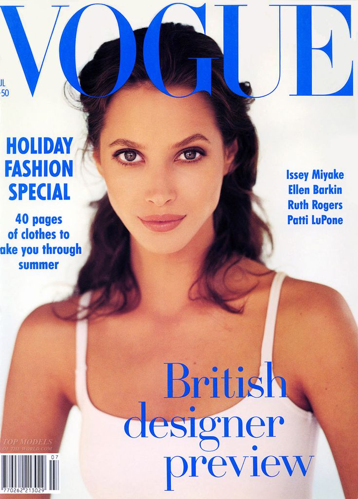 39 best vogue covers 19901999 images on pinterest vogue