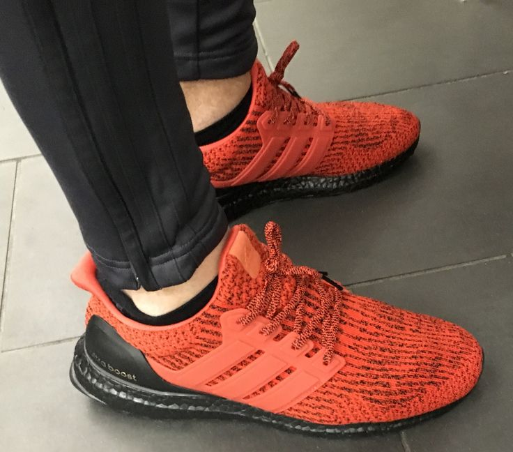adidas Ultra Boost Burgundy Mystery Red 3.0 Primeknit Men's Size 11