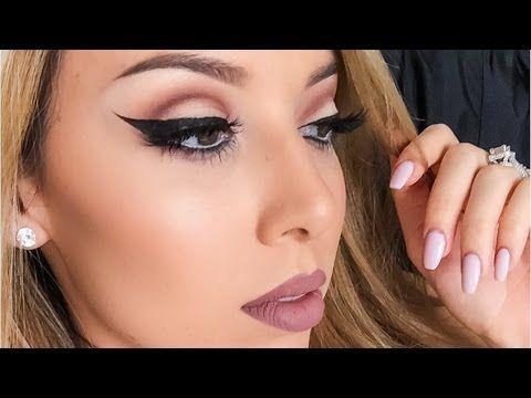 My Go To Makeup Look! - YouTube ~ lustrelux makeup tutorials