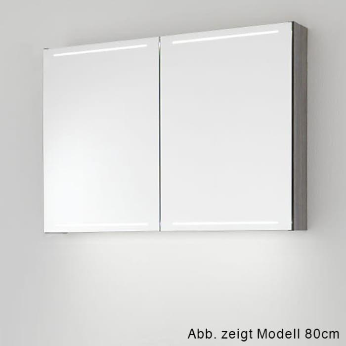 Architekt 400 Spiegelschrank Deluxe 130 X 60 Cm Mbt52686 Megabad