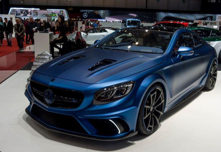 mercedes s klasse | Mercedes-Benz S-Klasse Coupé Tuning von Mansory. Foto: genfer ...