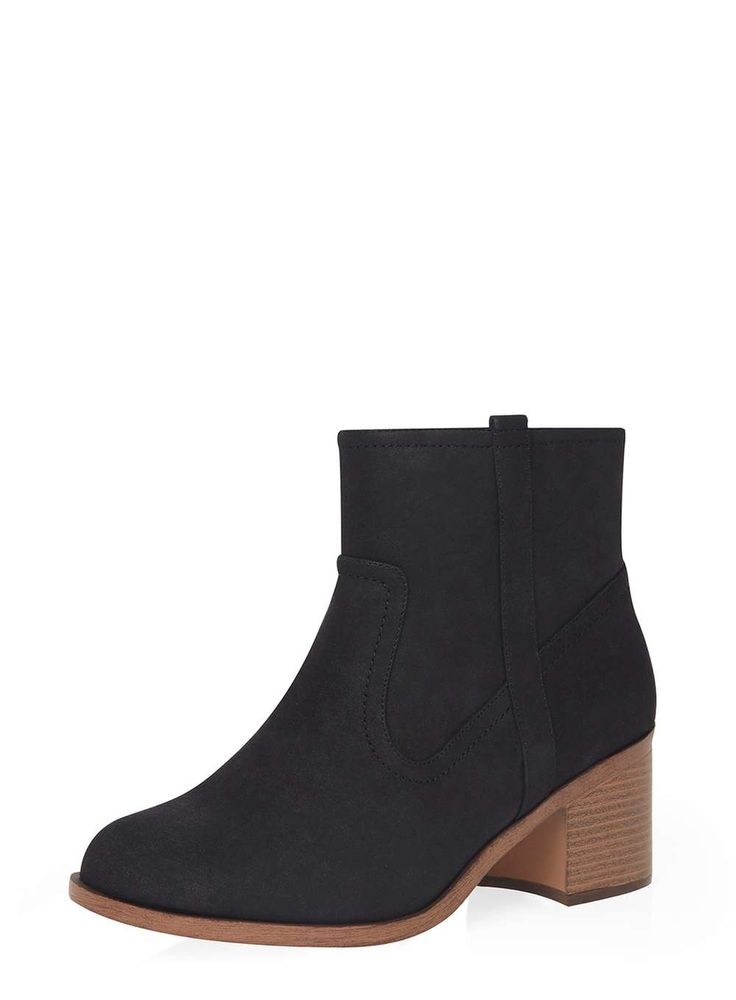 Dorothy Perkins Womens Wide fit black Whistle boots- Black Wide fit black leather look block heel ankle boots. 100% OTHER. HEEL HEIGHT APPROX. 2 INCHES. http://www.MightGet.com/january-2017-13/dorothy-perkins-womens-wide-fit-black-whistle-boots-black.asp