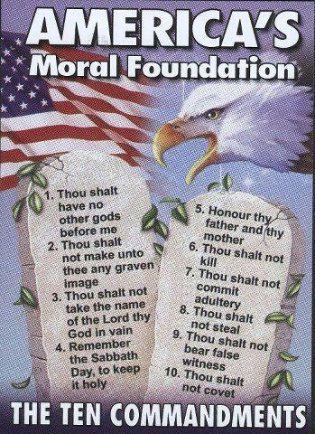 Although morals cannot be legislated our country was founded on Judeo Christian principals -- our Constitution is under major attack by enemies and shamefully some from within.  Prayer kicked out of school, killing unborn babies on the alter of self and convince, legislating/sanctioning immoral behavior and the list goes on!