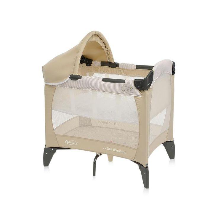 Манеж-кровать Graco Petite Bassinet