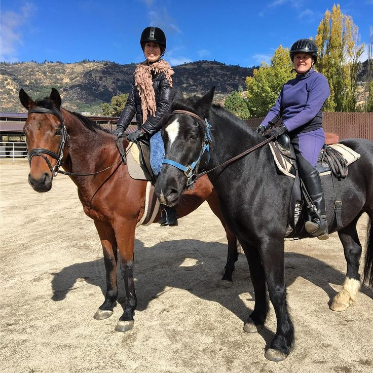 @aubrey_richmond... Here's how i spent my Halloween!! Took a long overdue trail ride with the amazing man in my life! He's a kind heart with a big personality, rockstar charm, loads of talent, charisma & confidence; a rebel spirit with a healthy suspicion of authority (and thats his foster mom Debbie on the right!). i guess i really do know what i want in a guy - it just showed up as a horse instead! 😂