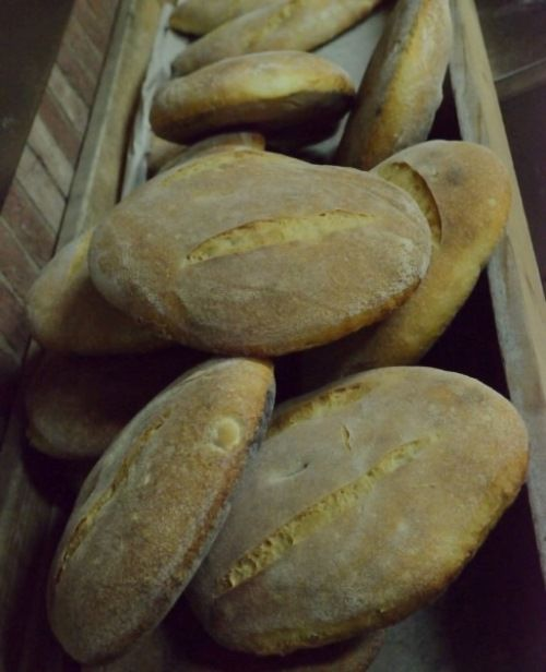 A loaf of fresh bread | The Sicilian House: Travel Blog, Palazzo Rentals & Travel Consultations