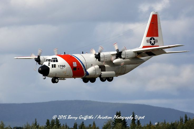 Lockheed HC-130H Hercules s/n 81-0999 US Coast Guard 1790 CGD Kodiak, AK