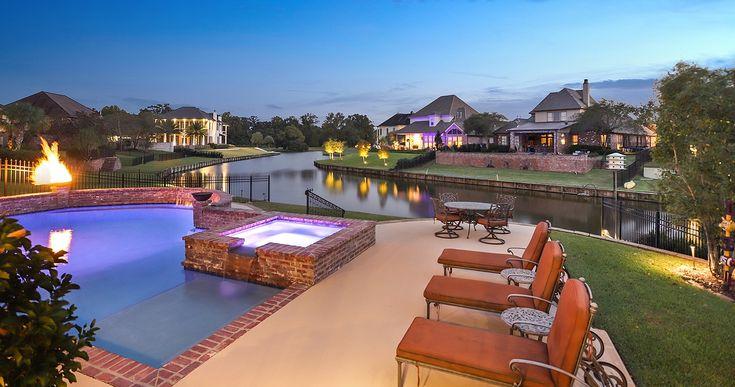 18850 Santa Maria Dr Baton Rouge La 1 100 000 Baton Rouge Rec Room Real Estate