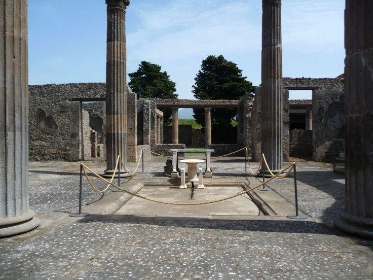 Visiting Pompeii and Herculaneum