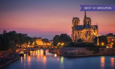 Hôtel Paris Bastille à Paris : Escapade au cœur de Paris à deux pas du Marais: #PARIS 69.00€ au lieu de 169.00€ (59% de réduction)