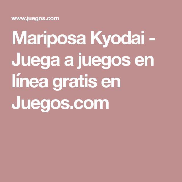 Mariposa Kyodai - Juega a juegos en línea gratis en Juegos.com