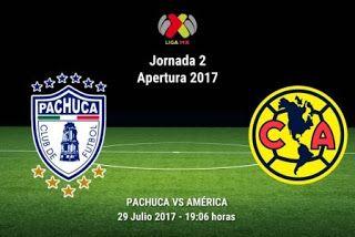 Blog de palma2mex : Pachuca 0 América 2  - Jornada 2 Liga MX