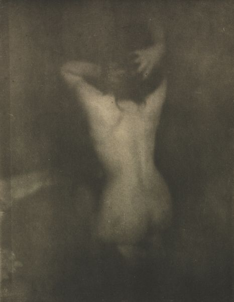 Dolor | Edward Steichen | 1879-1973 | Camera Work II, 1903 | 19.3 x 14.9 cm | Photogravure